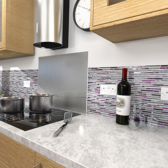 Feature Mosaic Range