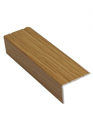 20x30mm S/A Ramp 0.9m Self Adhesive Oak
