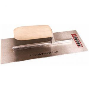 3mm V Notched Trowel