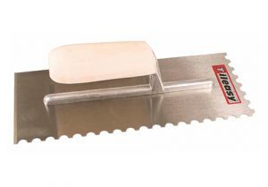 5mm Round Notched Trowel