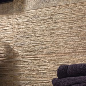 Arcata Relieve Stone Beige Tile 30x60cm