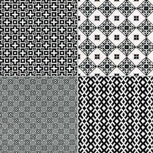Collage Black 45x45cm
