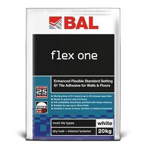 BAL Flex One White 20KG