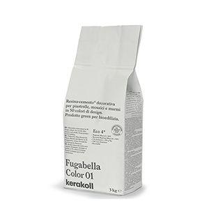 Kerakoll Fugabella Colour Grout 01 White 3KG