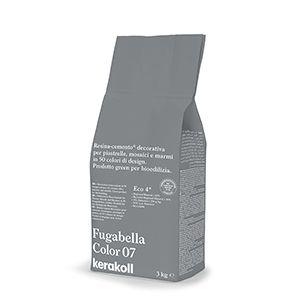 Kerakoll Fugabella Colour Grout 07 Grey 3KG