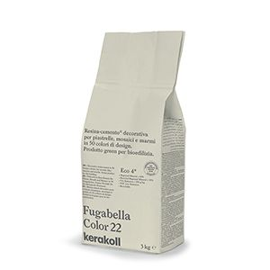 Kerakoll Fugabella Colour Grout 22 Ivory 3KG