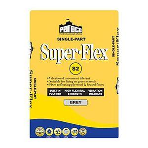 Palace Super Flex Single Part S2 Grey 20kg