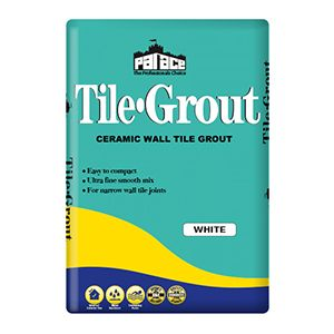 Palace White Wall Grout 3kg