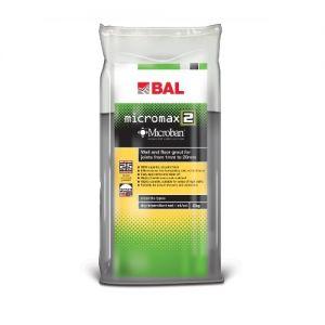 Bal Micromax2 Grout Smoke 5kg