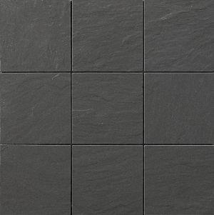 Mosaic Pizarra Black 30x30cm