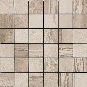 Multigraf Multicolour Beige Mosaic 30x30cm