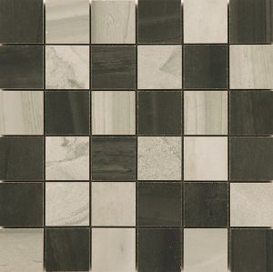 Multigraf Multicolor Grey Mosaic Tile 30x30cm