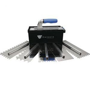 Stainless Steel Trowel Set