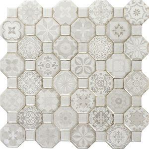 Tessera White 33x33cm