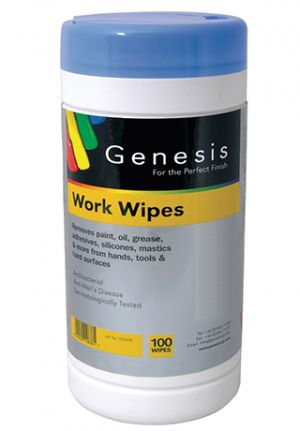 Work Wipes Genesis